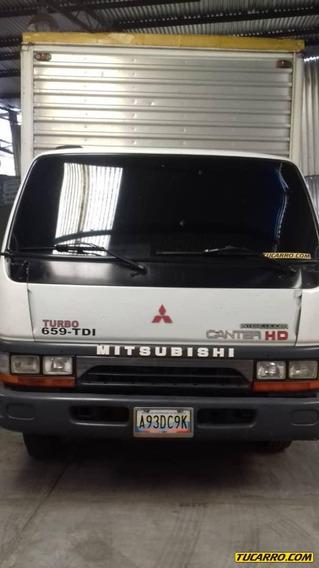 Mitsubishi Canter 659 Camion Cava
