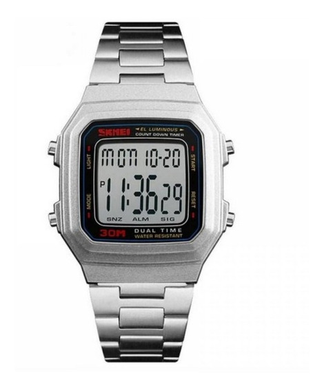 Relógio Digital Unissex Skmei 1337 A Prova D