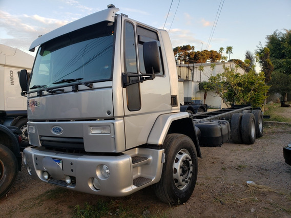 Ford Cargo 2428 Rem Remarcado No Chassi Ano 2008