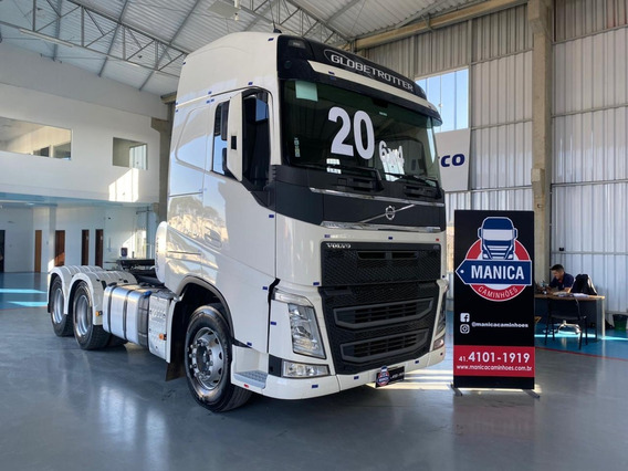 Volvo Globetrotter Fh 540 6x4 2020