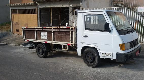 Caminhão Mb 180 D ,vendo Até 12x, Cartão
