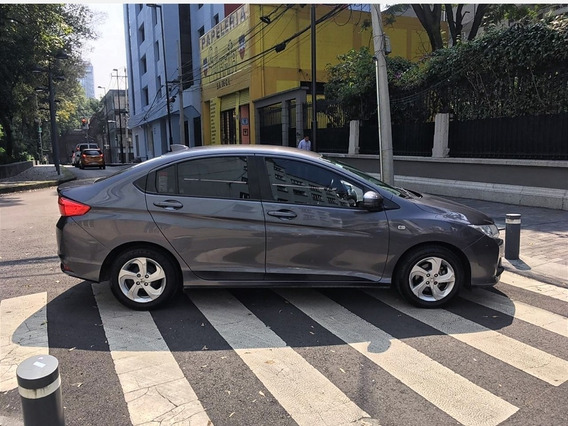 Honda City 1.5 Lx At Cvt 2016