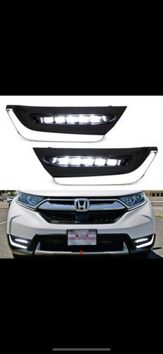 Fog Lights Led Honda Crv 2017-2018