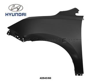 Guardabarro Delantero Hyundai Tucson 10/15 - Importado -ch