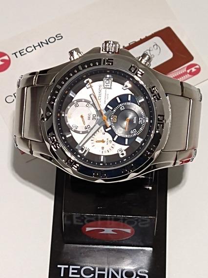 Relógio Technos Chronograph 10atm Vd67ac/1k