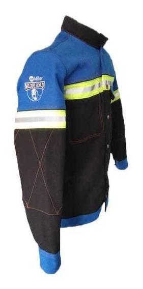 Camisa De Mezclilla Azules Para Soldador, Pailero O Tubero