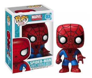 Funko Pop Spiderman Marvel