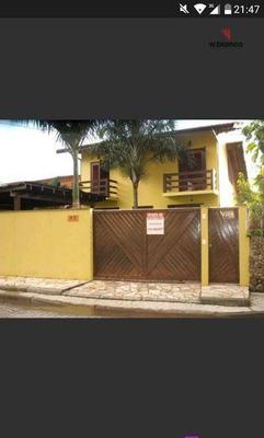Casa À Venda, Litoral Norte - Boiçucanga - Com 402,50m²-por R$ 750.000 - São Francisco Da Praia - São Sebastião/sp - Ca0256