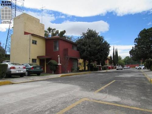 Casa En Condominio - Coyoacan
