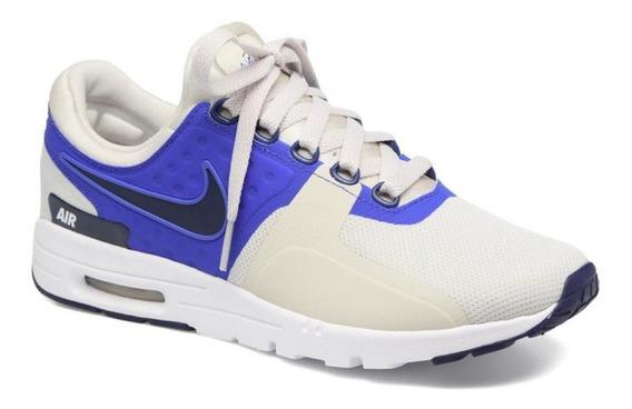 Tenis Nike Air Max Zero Wmns 857661-003 Original Env Gra