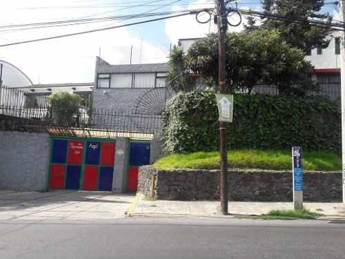 Casa En Av. Toluca Olivar De Los Padres