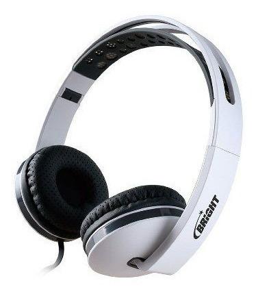 Fone De Ouvido Headphone Branco Colors Bright 0469