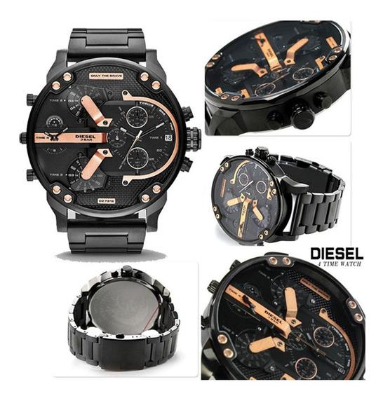 Relógio Diesel Dz7312 100% Original 2 Anos De Garantia
