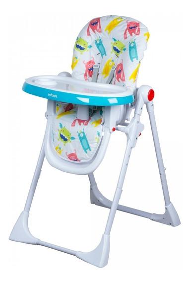 Silla De Comer Bebes Apettito Infanti Alturas Reclinable
