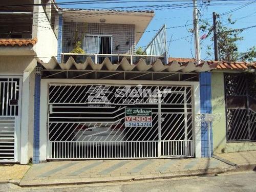 Imagem 1 de 24 de Venda Sobrado 3 Dormitórios Vila Moreira Guarulhos R$ 594.000,00 - 34014v