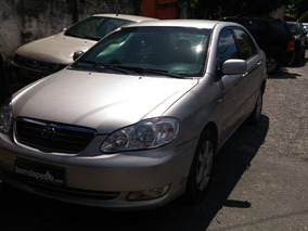 Corolla 1.6 Xli 2006* Novíssimo* Relíquia* Não Perca