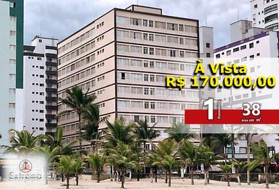 Apartamento Com 1 Dormitório 38 M² - Ap0658