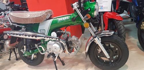 Dax Brava Lazer 70,,increible Calidad..caba,solo En Daf Moto
