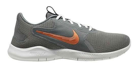 Tenis Nike Flex Experience Gris-cafe Tallas #25 A #29 Hombre