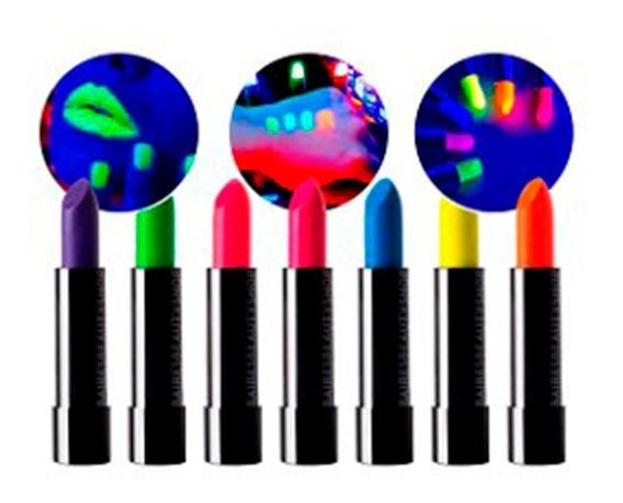 Pinta Labios Fluo Lapiz Labial Fluo Neon Colores Surtidos