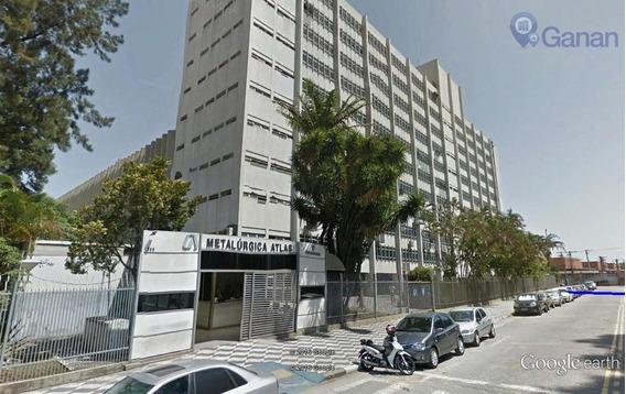 Laje Para Alugar, 674 M² Por R$ 12.800/mês - Vila Leopoldina - São Paulo/sp - Lj0015