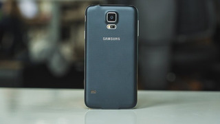 Samsung S5 New Edition P/ Retirada De Peças Tela Com Defeito