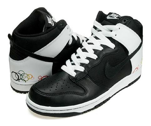 Tenis Nike Dunk High Olympics Originales Del 24mx