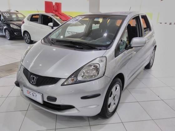 Honda Fit 1.4 Lx - 2012