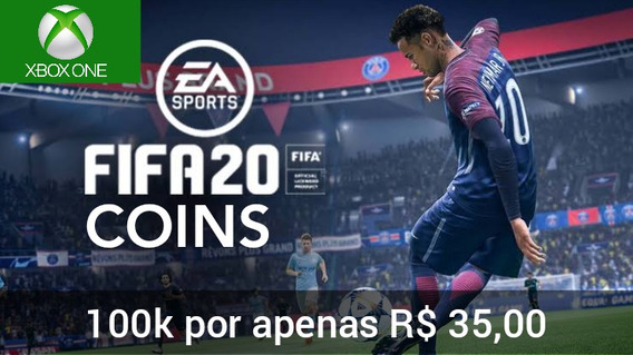 Coins 100k Fifa 20 Xbox One