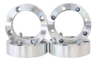 4 Espaciadores 2 Aluminio Polaris Rzr 1000 / 900