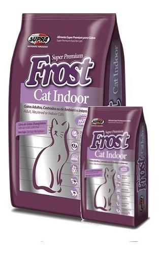 Comida De Gato Frost Cat Indoor 8,5kg
