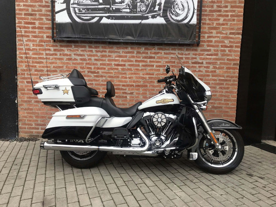 Harley Davidson Electra Glide Ultra Limited 2014 Sheriff