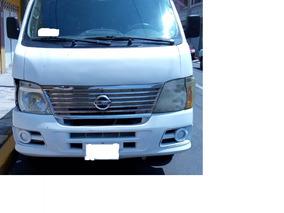 Nissan Urvan 2011