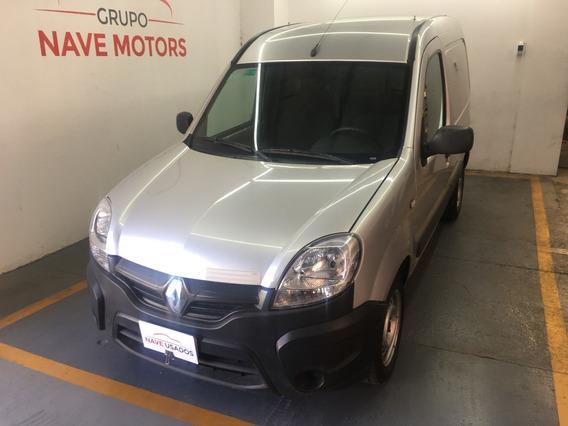 Renault Kangoo Confort 1.6 2015 Gris 4 Puertas Ovi