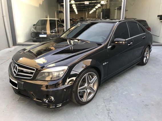 Mercedes Benz C63 2009 Speed Motors