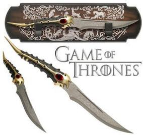 Adaga Catspaw Arya Stark Game Of Thrones Litle Finger