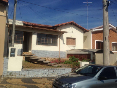 Casa Residencial À Venda, Jardim Leonor, Campinas. - Ca6772