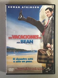 Película Las Vacaciones De Mr. Bean- Dvd