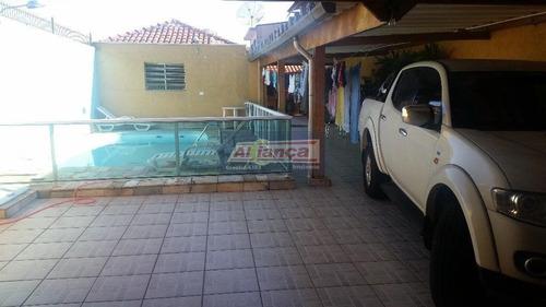 Sobrado Residencial À Venda, Gopoúva, Guarulhos - So0963. - Ai5039