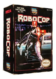 Robocop Neca Clasico 1987 Pvc.18 Cms. Modelo. Envio Gratis