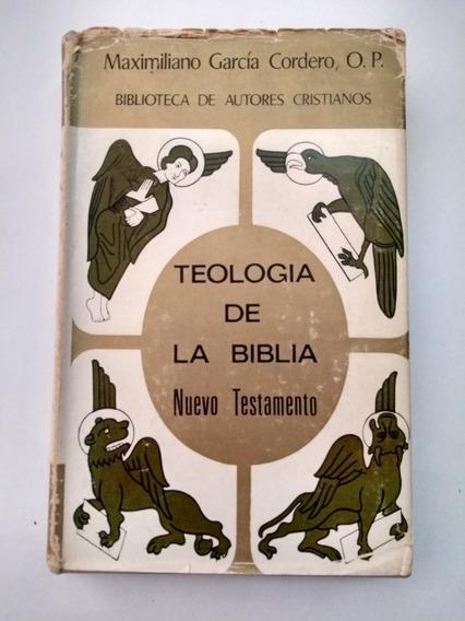 Teología De La Biblia - Nuevo Testamento - Bac - Cordero
