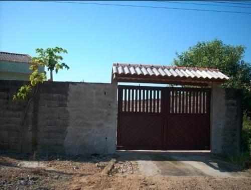 Casa Em Itanhaém Com 2 Dorm 1 Wc E 250m² 5098