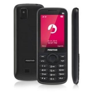 Celular Positivo P30 Dual Tela 2.4 3g Bluetooth Lacrado
