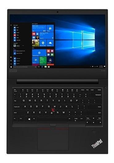 Lenovo Note E490, 14 , I7-8550u, 8gb, Hd 1tb, Amd Rx 550 2gb