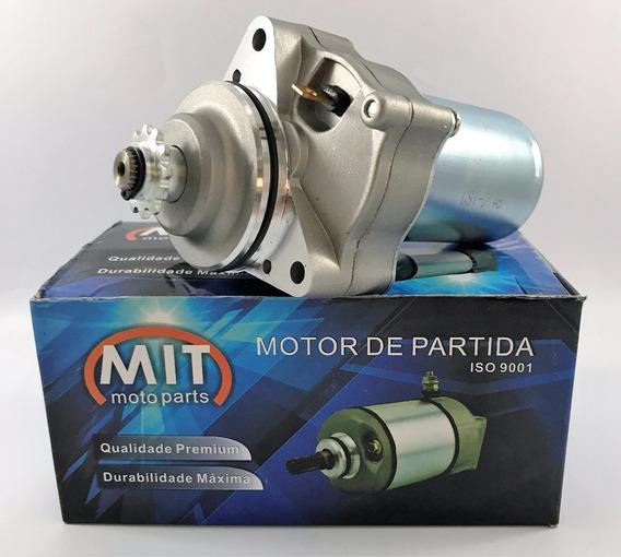 Motor Arranque Partida C 100 Biz / Cg 150 Sport / Web 100