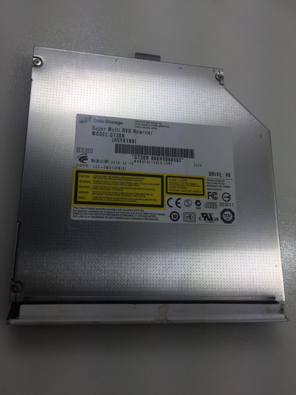 Drive Leitor E Gravador Notebook Sony Vaio Pcg-61611x