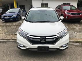 Honda Cr-v Modelo Ex-l 2014 Full Recién Importada