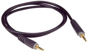 Klotz Asmm0300 Cable Mini Plug 3.5mm A Mini Plug3.5mm 3 Mt