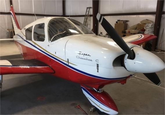 Simulador De Voo Com Aeronave Piper Cherokee 180