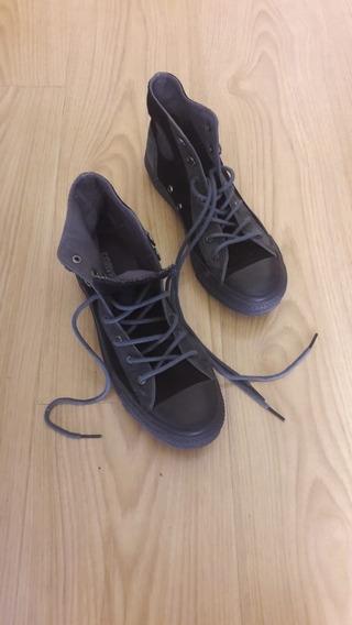 Zapatillas Converse Negras Nobuk